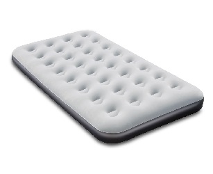 Надувной матрас Flocked Air Bed(Twin) 188х99х22 см, BestWay, 67407 BW